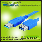 quality,A male to A female/A female to A male USB 3.0 cable