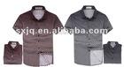 Parenting&children causal shirt in short sleeves