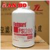 Popular name fleetguard water oil separator filter