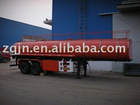 2 axle water tanker trailer
