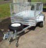 2012 New Style Galvanized Cage trailer( HT-B74C)