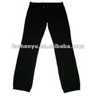 Ladies' knited sport fleece pants