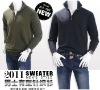 2012 news mens fashion long sleeve cardigan