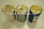 tinplate cans for food canning