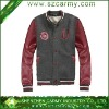 cotton& PU high school letter jackets/ college jacket/ football jackets