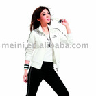 newest autumn fashion design tracksuit for women's