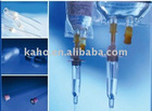 PP disposable medical filter for vacuum in infusion bottles