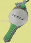 beach racket with ball
