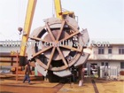 OEM bucket wheel welding parts