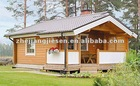 Low Price Wooden Cottage Houses