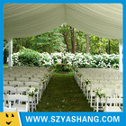 Nature beauty canopy wedding tent, wedding decoration