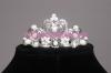 wedding crown/hair decoration/bridal tiara