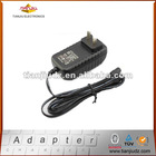 Travel charger for mobile phone output 5V2A with US plug type