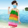 Newest style Summer children wear, pretty children dress
