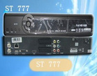 hd satellite and internet sharing receiver ST777