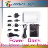 5000mAh External Battery Charger Power Bank 2 Dual USB 2A for iPad iPhone
