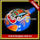 Wooden arts and crafts of masks for gifts and decoration