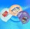 fashion silicone cap for swim/fashion swim cap