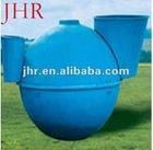 FRP GRP Biogas Digester