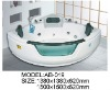 AB-019 ABS hot-wholesale bathtub sanitary products