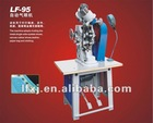 fully automatic eyelet shoes making machine