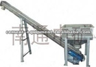 High quality Single pipe and screw feeder