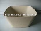 biodegradable bamboo eco tableware set