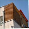 WPC Wall cladding_wood-plastic composite wall cladding
