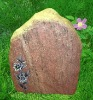 Simple headstone design