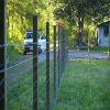 Roadway Weaving Safety Fence