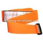 High quality velcro tie tape with plastic buckle
