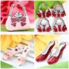 Fashion hot sale alloy enamel charms YY001