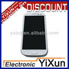High quality lcd digitizer assembly for samsung galaxy s 3 with best price
