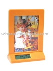 photo frame clock, electronic picture frame