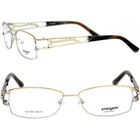 Free shipping eye glasses eyewear frames Chaton metal eyeglasses reading eyewear EJ1143