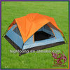 2 person tent with easy assembly function