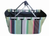 folding shopping basket