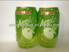 340ml SPARKLING JUICE DRINK WITH APPLE FLAVOR