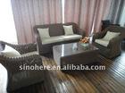 rattan furniture set AK1317