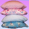 100% Cotton and Soft Pillow Core