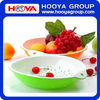Plastic Bilayer Fruit Dish