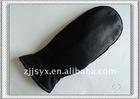 ladies genuine sheepskin leather mittens