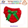 Christmas Infant Baby Bloomers