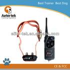 Aetertek Rechargeable & Waterproof Remote 1 Dog Training Shock Collar
