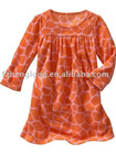 Children miro polar fleece nightgowns &sleepwear