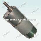 high torque dc gear motor 37mm diameter