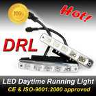 New LED daytime running light (DRL)