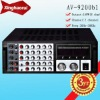 150W Stereo Digital Karaoke Amplifier