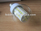 E27 6W LED bulb 45 SMD led light