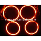 Red ccfl cold cathode fluorescent lamp angel eyes